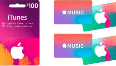 apple store itunes free codes